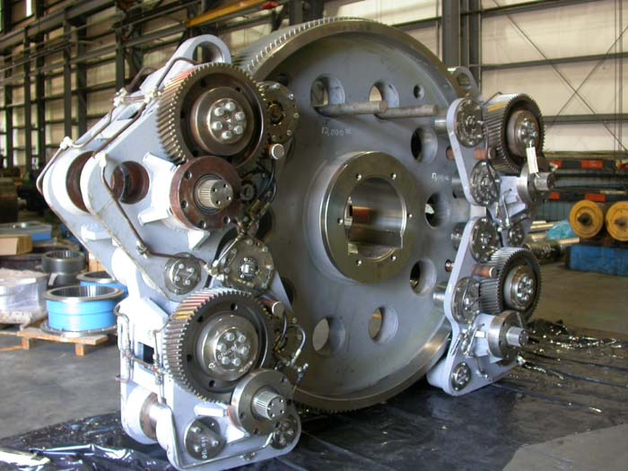 Reasons Why Industrial Gearboxes Are Important
