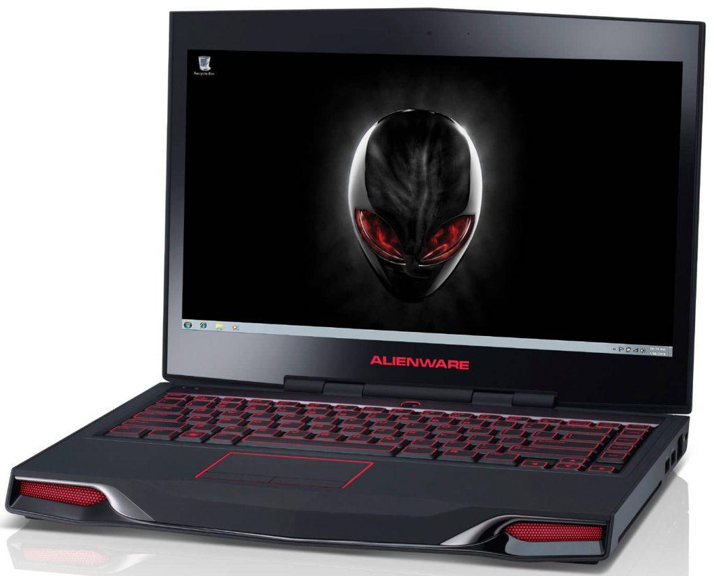 dell alienware laptop